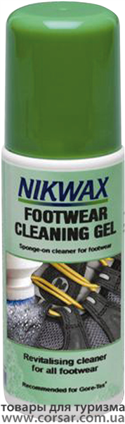 Средство для чистки обуви Nikwax Footwear Cleaning Gel 125ml