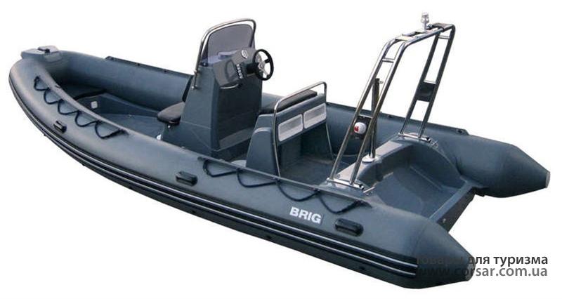 Лодка надувная BRIG FALCON RIDERS F620 Deluxe