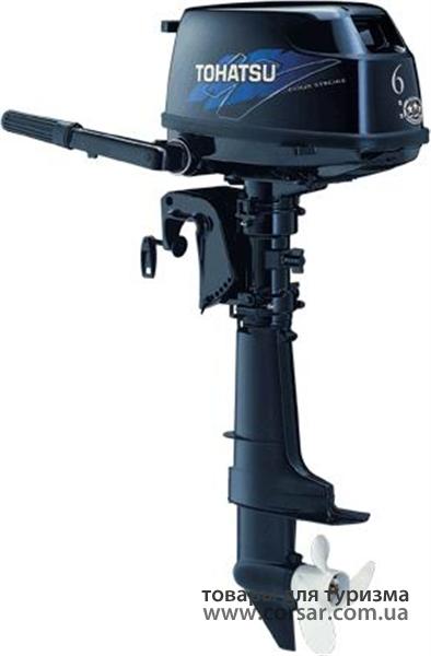Лодочный мотор Tohatsu MFS6C SUL Sail Pro
