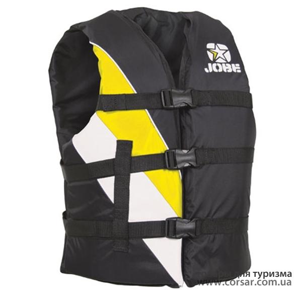 Жилет страховочный Jobe Universal Vest Yellow