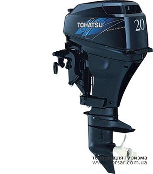 Лодочный мотор Tohatsu MFS20C EPTL
