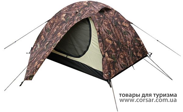 Палатка Terra Incognita Alfa 3 Камуфляж