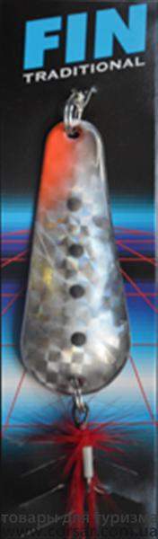 Блесна ADAMS FIN-01 окрашенная