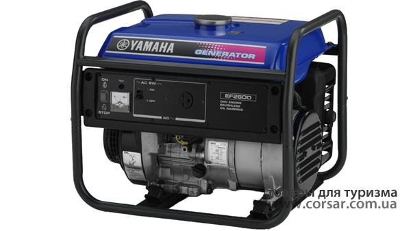 Генератор бензиновый Yamaha ЕF2600