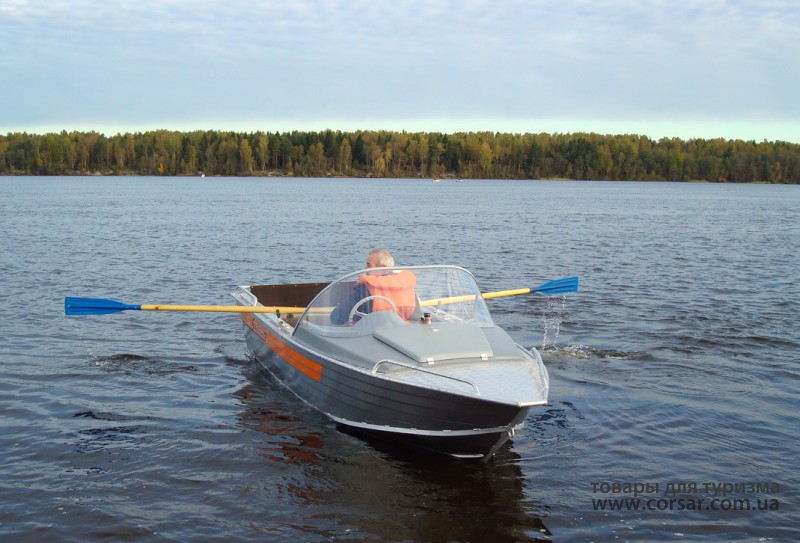 Лодка Wellboat-46м