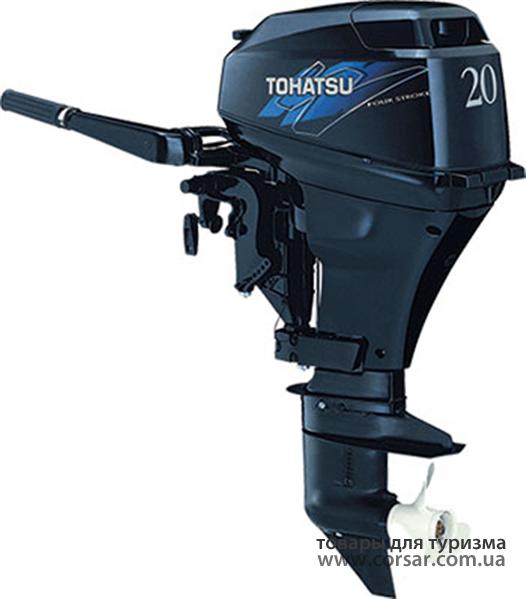 Лодочный мотор Tohatsu MFS20C L